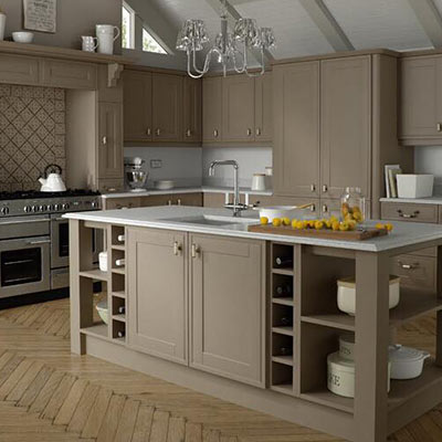 Steady Hands bespoke kitchens
