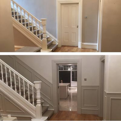 Steady Hands painting and decorating services