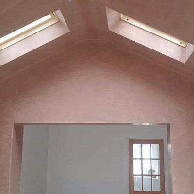 Steady Hands plastering services